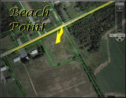 1.5 Acre Building Lot in Beach Point, PEI