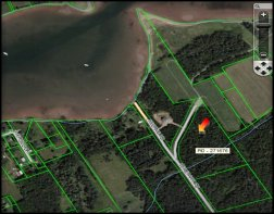 11.3 acre wooded building lot, Murray Harbour, PEI