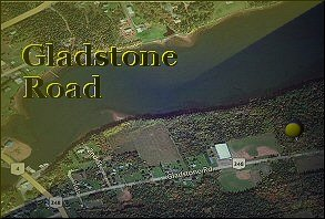 5 Acre Waterfront, Gladstone Road, Murray River, PEI, Canada