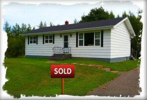3 bedroom bungalow, Johnstons River, PEI